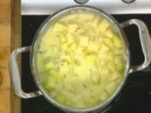 Kohlrabi-Gemüse - Rezept