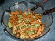 Salat : Sommerlicher Hähnchensalat - Rezept