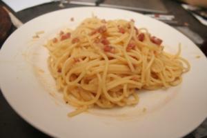 Spaghetti Carbonara (Originalrezept) - Rezept