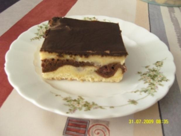 Donauwellen - Rezept