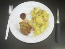 Salat - Speckkartoffelsalat - Rezept
