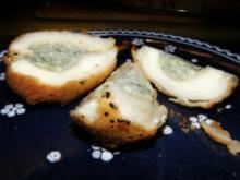 Roquefort-Birnen - Rezept