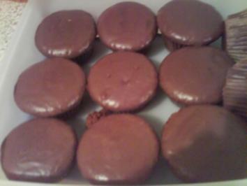 Mandel-Schoko-Muffins - Rezept