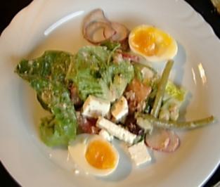 "Salat "" Nizza"" nach meiner Art - Rezept"