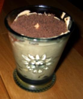 Espresso-Joghurtcreme - Rezept
