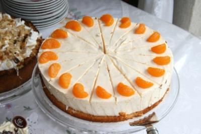 Kase Sahne Torte Rezept Mit Bild Kochbar De