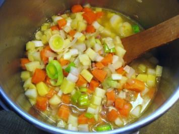 Himmel und Erd - Suppe... - Rezept - Bild Nr. 2