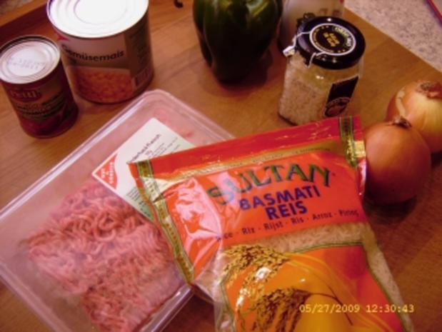 Mexikanischer Reis - Rezept - Bild Nr. 3
