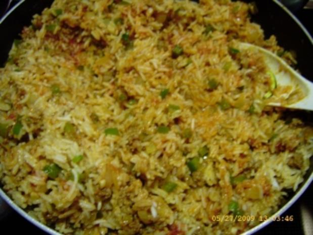 Mexikanischer Reis - Rezept - Bild Nr. 13