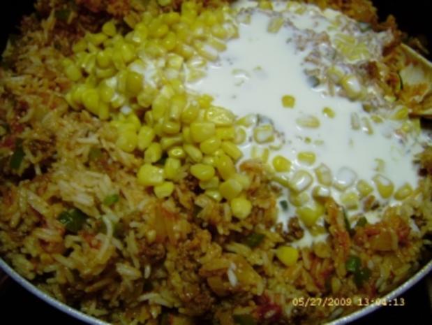 Mexikanischer Reis - Rezept - Bild Nr. 14