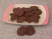 Turbo-Schoki-Kekse - Rezept