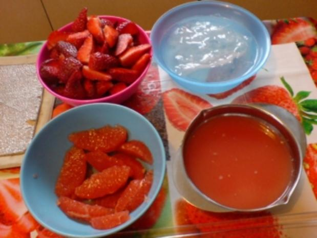 Früchte mit Mascarpone-Creme - Rezept - Bild Nr. 9