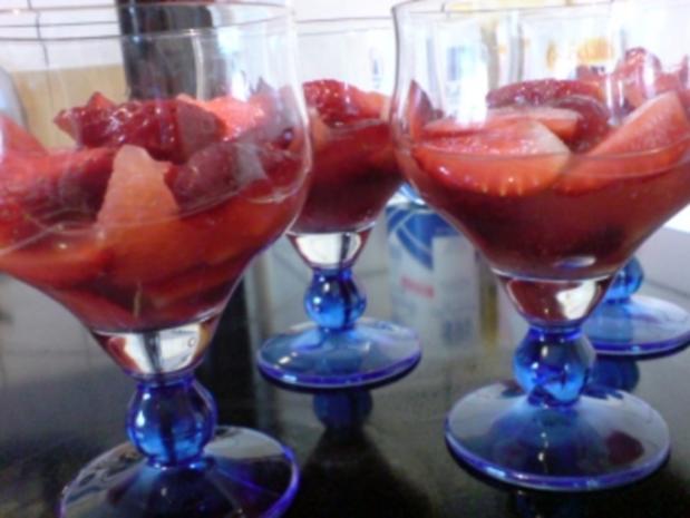 Früchte mit Mascarpone-Creme - Rezept - Bild Nr. 10