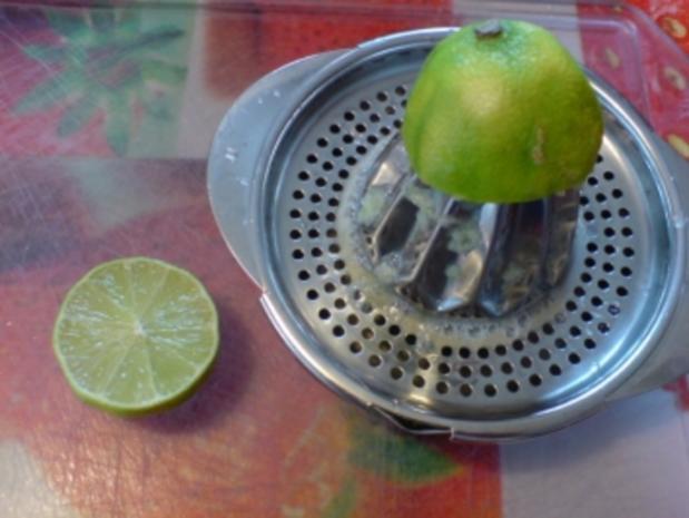 Früchte mit Mascarpone-Creme - Rezept - Bild Nr. 4