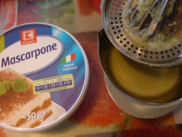 Früchte mit Mascarpone-Creme - Rezept - Bild Nr. 3
