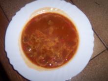 Gulaschsuppe - Rezept