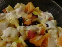 Chicoree - Obstsalat - Rezept