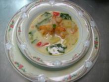 Kreolische Suppe - Rezept