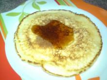 Mein Pan Cake - Rezept