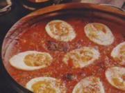Marseiller Eier - Rezept