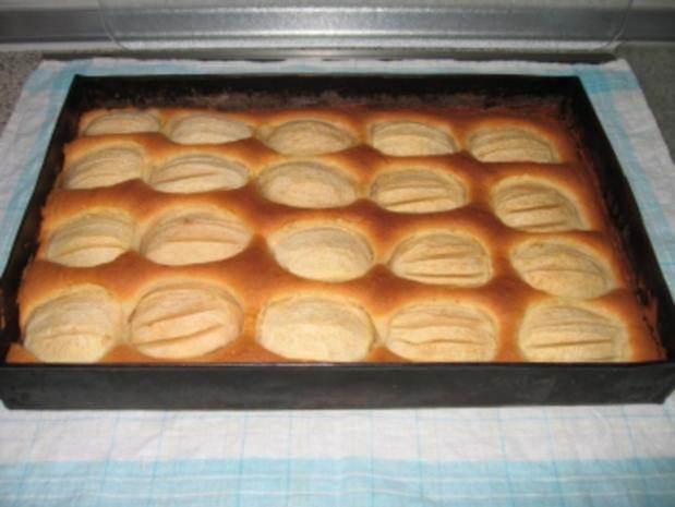 Kuchen: Versunkener Apfelkuchen - Rezept - Bild Nr. 6