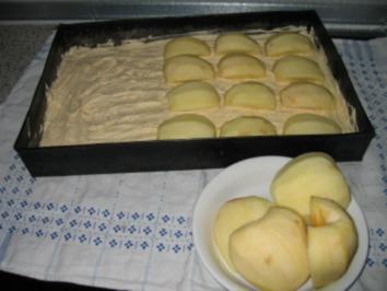 Kuchen: Versunkener Apfelkuchen - Rezept