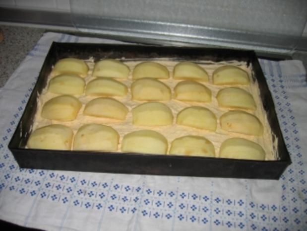 Kuchen: Versunkener Apfelkuchen - Rezept - Bild Nr. 10