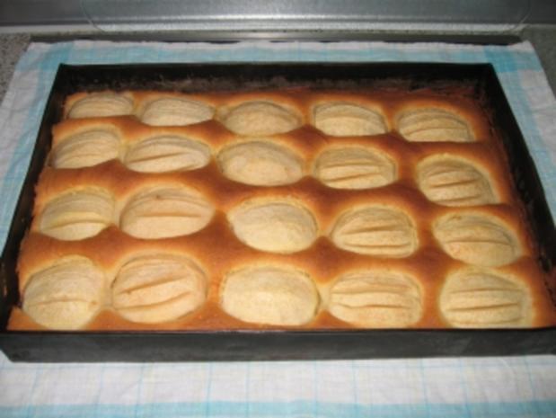 Kuchen: Versunkener Apfelkuchen - Rezept - Bild Nr. 5