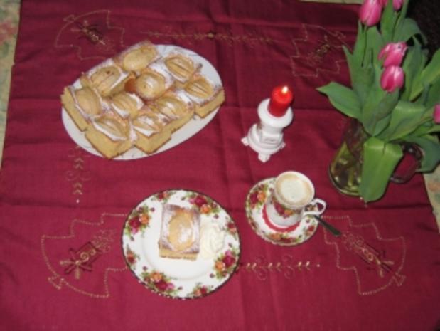 Kuchen: Versunkener Apfelkuchen - Rezept - Bild Nr. 2