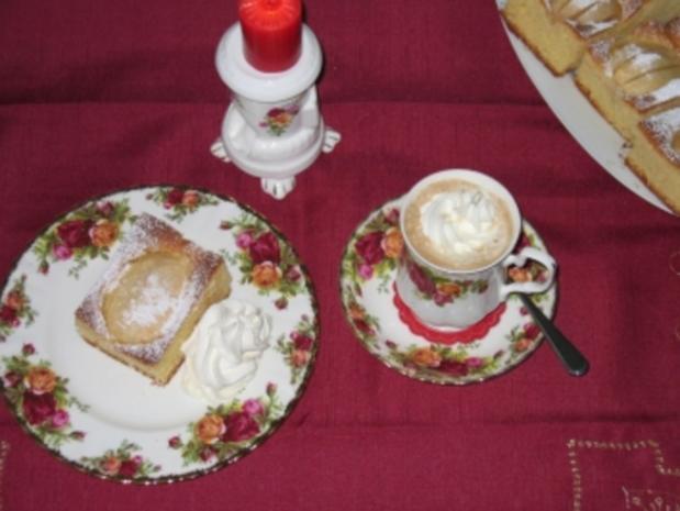 Kuchen: Versunkener Apfelkuchen - Rezept - Bild Nr. 11