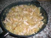 Sauerkraut Schmorpfanne - Rezept