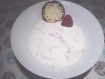 Rezept: Schokokuss-Creme