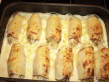 Chicoree mit Käsehaube - Rezept