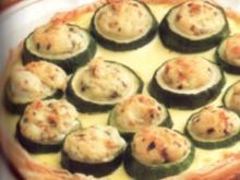 antipasti TORTA DI RICOTTA E ZUCCHINI - Rezept