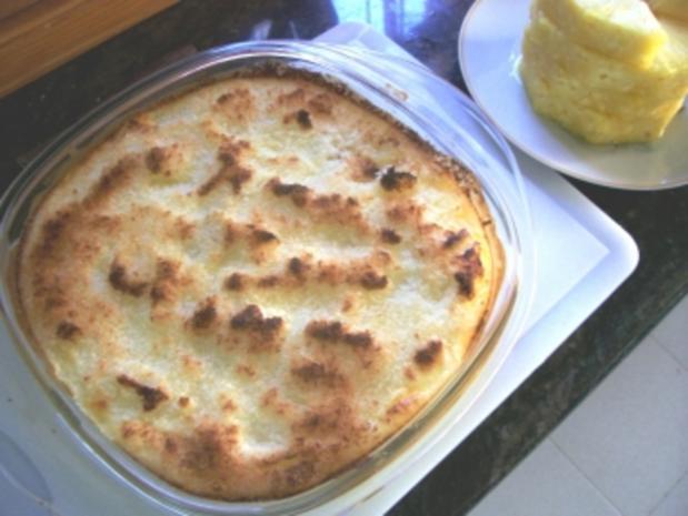 DESSERT:  Ananas mit Coco-Haube - Rezept - Bild Nr. 2