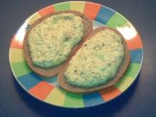 Ei auf's Brot - Rezept