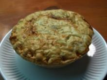 Hackfleisch: Meat Pie mit Lammhackfleisch - Rezept