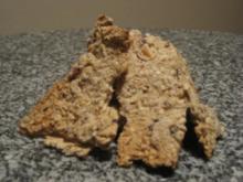 frühlingsfrisches Knäckebrot selbstgemacht - Rezept