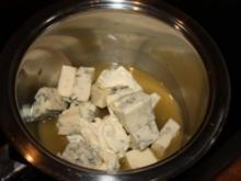 Gorgonzola - Sauce - Rezept