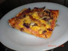 Pizza al a´ Perfectione - Rezept