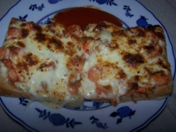 Shrimps Toast ala Sonni - Rezept