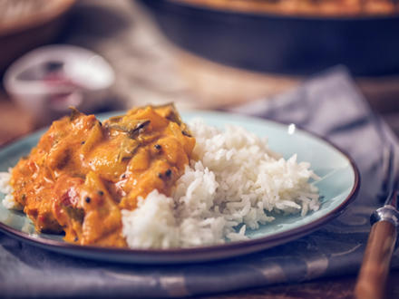 Reisfleisch im Schnellkochtopf (Kelomat) - Rezept - Bild Nr. 2