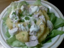 Ananas-Geflügel-Salat - Rezept