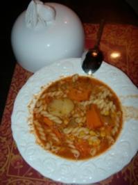 Rezept: wintersuppe