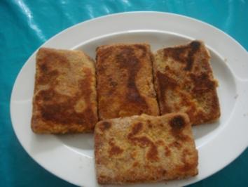 Vegetarische Küche: Falsches Schnitzel - Rezept