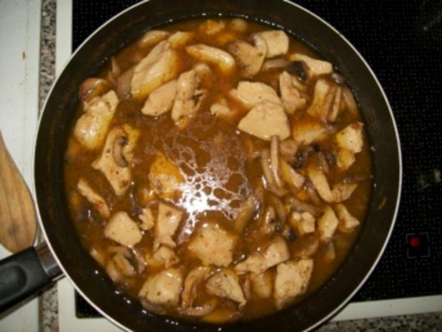 Hühnerbrust mal schnell - Rezept