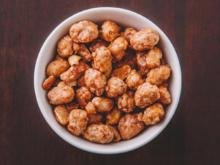 Karamelisierte Nüsse und Kerne - Rezept - Bild Nr. 2
