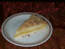 Ananas-Hefekuchen mit Kokosstreusel - Rezept