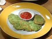 Grüne Chicken Nuggets - Rezept