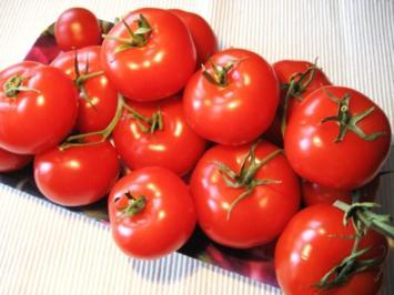 Tomaten - mal pikant gefüllt - Rezept